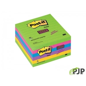 NOTES SAMOP. POST-IT 101 X 101 ULTRA 6 X 90 SZT., 009,03590