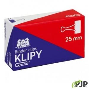 KLIPY DO AKT GRAND 25 MM OP. 12 SZT., 002,00950