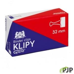KLIPY DO AKT GRAND 32 MM OP. 12 SZT., 002,00960