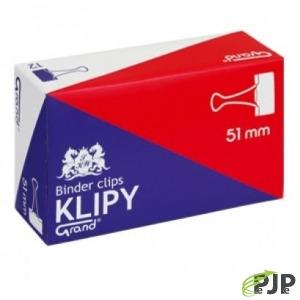 KLIPY DO AKT GRAND 51 MM OP. 12 SZT., 002,00980
