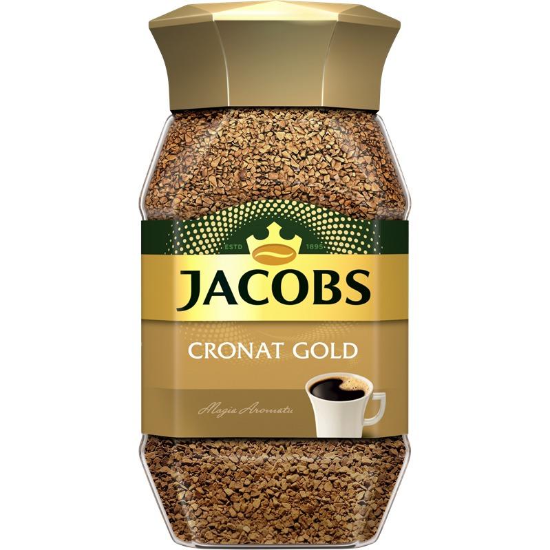 KAWA ROZP. JACOBS CRONAT GOLD 200G, 200,00212