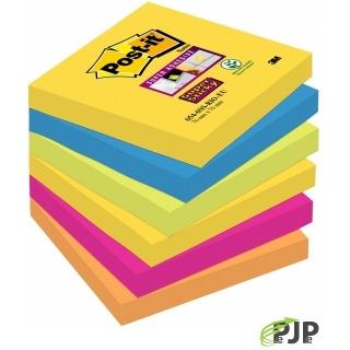 NOTES SAMOP. POST-IT 76 X 76 RIO 6 X 90 SZT., 009,03681