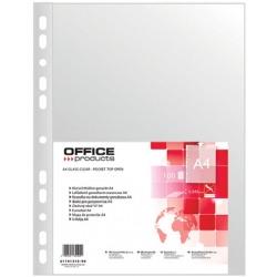 KOSZULKI OFFICE PRODUCT GROSZK. A4/40mic 100szt. FOLIA, 020,12477