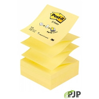 NOTES SAMOP. POST-IT Z 76 X 76 ŻÓŁTY 100 SZT.
