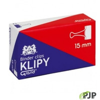 KLIPY DO AKT GRAND 15 MM OP. 12 SZT.