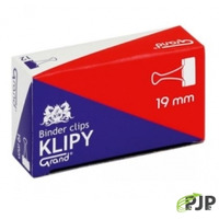 KLIPY DO AKT GRAND 19 MM OP. 12 SZT.