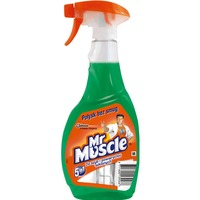 MrMuscle PŁYN DO SZYB 500 ml