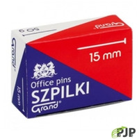 SZPILKI GRAND 15 MM OP. 50 G