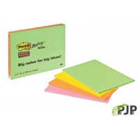 NOTES SAMOP. POST-IT 200 X 149 MIX 4 X 45 SZT
